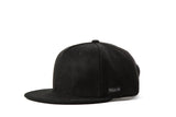 Filipacchi Black Wool Trucker Hat