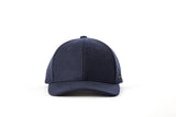 Filipacchi Blue Wool Baseball Cap