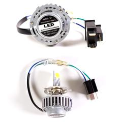 Ural - LED H4 Headlight Bulb