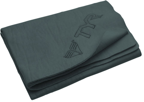 TYR - Large Dry-Off Sport Towel - Charcoal