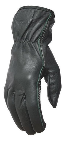 Filipacchi Leather Gloves - Green