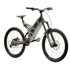 Stealth P-7 Electric Bike- Camo Grey: 2-4 Week Shipping