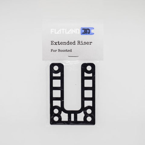 Flatland 3D - Exended Riser For Boosted