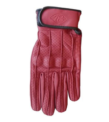 78 Motor Co Speed Glove Signet Red