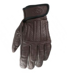 78 Motor Co Sprint Glove Chocolate Brown