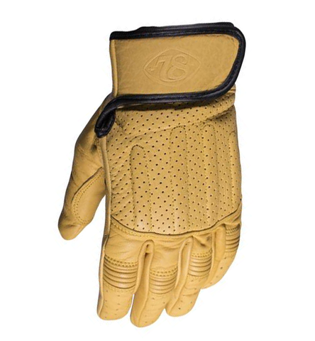 78 Motor Co Sprint Glove Dune Yellow