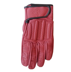 78 Motor Co Sprint Glove Signet Red