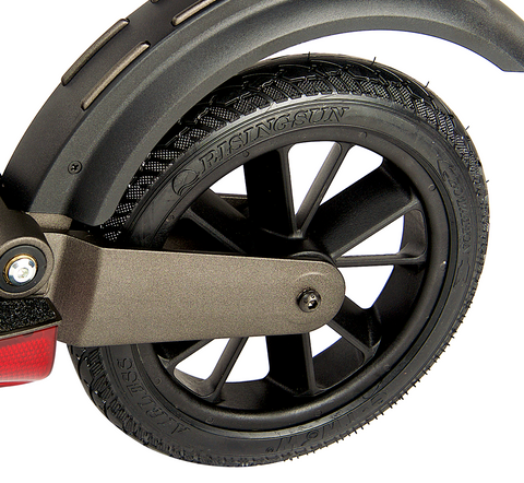 Uscooter / E-Twow -  Rear wheel