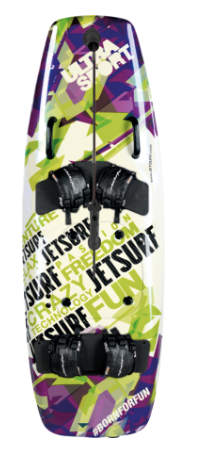 JetSurf UltraSport- Crystal Purple-2-6 weeks waiting period