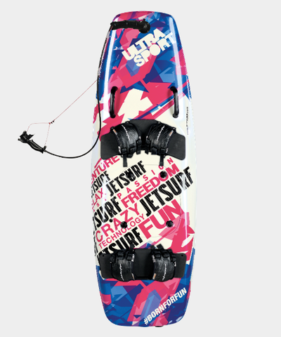 JetSurf UltraSport- Crystal Pink-2-6 weeks waiting period