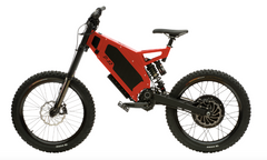 Pre-order:Stealth B-52 Electric Bike- Devils Red: 6-8 Week Shipping