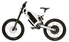 Stealth B-52 Electric Bike- Snow White (6-8 Week Shipping)
