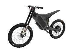 Stealth H-52 Electric Bike- Camo Grey  (6-8 Week Shipping)
