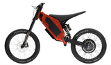 Stealth H-52 Electric Bike- Devils Red (6-8 Week Shipping)