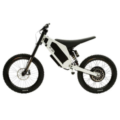 Pre-order:Stealth H-52 Electric Bike- Snow White: 6-8 Week Shipping