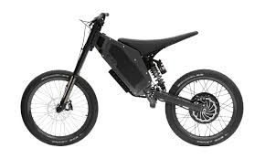 Pre-order:Stealth H-52 Electric Bike- Black Ace: 6-8 Week Shipping