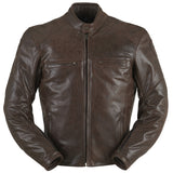 Furygan - Vince Corsaire Jacket - cafe