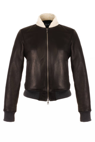 Vaktare - Ladies' Aviator Motorcycle Jacket
