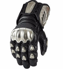 Icon Gloves - Timax (Long) - Black