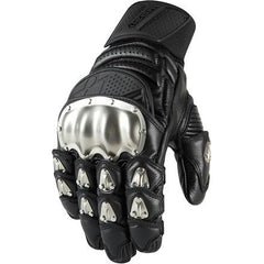 Icon Gloves - Timax (Short) - Black