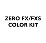 Zero FX/FXS Color Kit