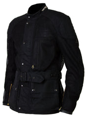 Vanson - Baja Ventilate Jacket (Model  BAJA V150) - Black