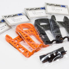 Flatland 3D - BASH GUARD M (Single w/ cable clips)