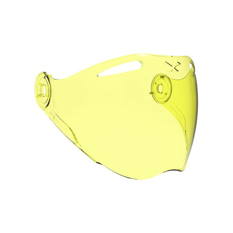 Nexx SX.10 Visor - Clear Yellow