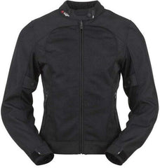 Furygan Women - Genesis Mist Lady Evo Jacket - Black