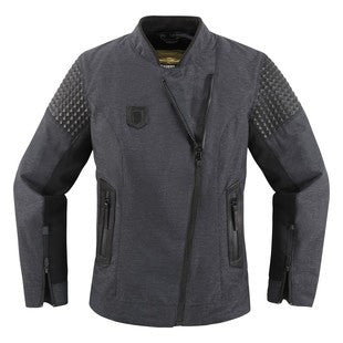 Icon Woman Jacket - Tuscadero - Black