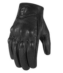 Icon Gloves - Pursuit Perforated (woman) - Black