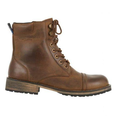 Furygan Caprino D3O Boots - Coffee