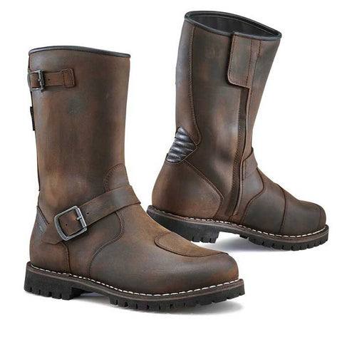 TCX Boots - FUEL WP - Brown