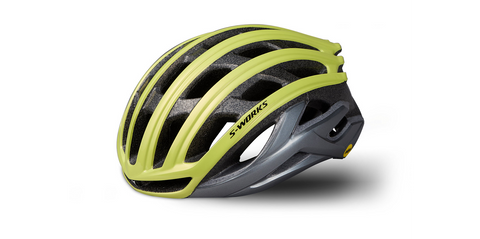 S-Works Prevail II With ANGi - Hyper Green