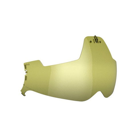 Nexx SX.10 Sunvisor - Iridium Yellow