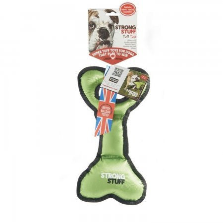 "Strong Stuff Tuff Tug 14"" Dog Toy"
