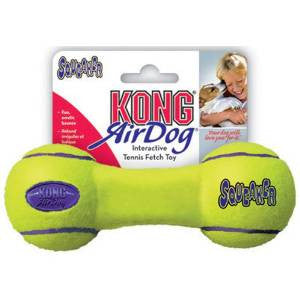 KONG AirDog Dumbbell Medium Dog Toy