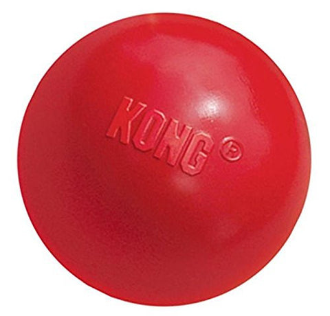 KONG Ball With Hole Medium/Large Dog Toy
