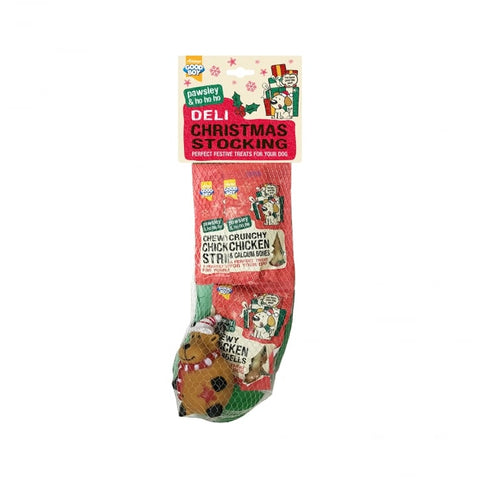Goodboy Pawsley & Ho Deli Christmas Dog Stocking