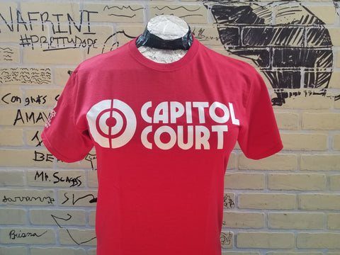 Capitol Court - A CreamCity Phresh! Throwback Tee