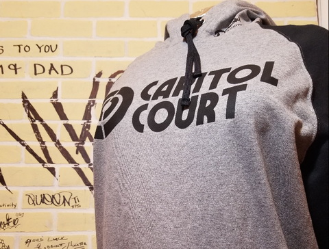 Capitol Court - The (P!) Performance Hoodie