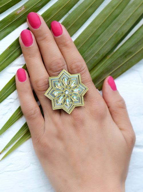 Glam Chic Ring