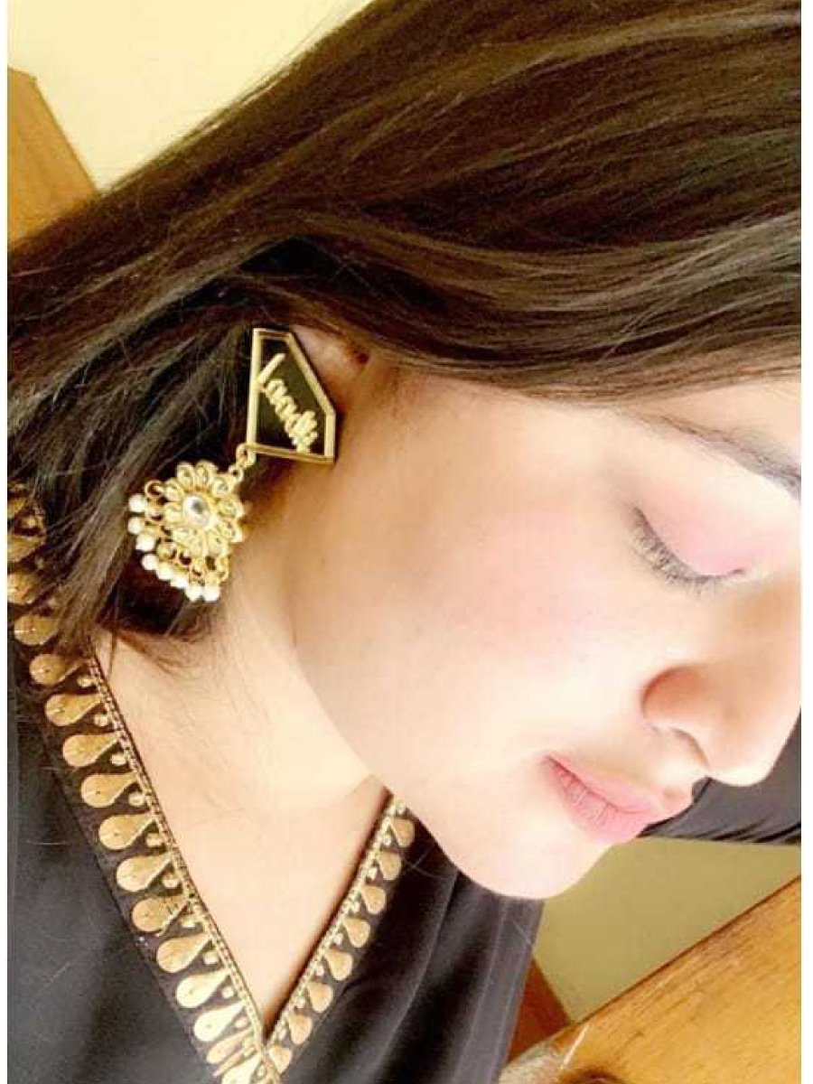 Laadli Kundan Earrings