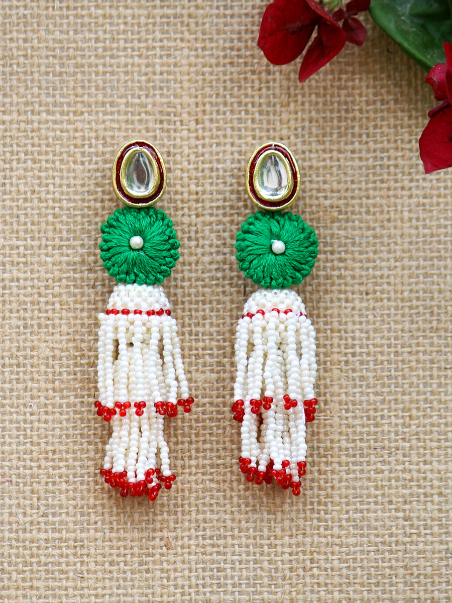 Nohreen Kundan Earrings