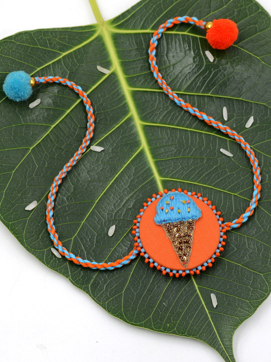 Softy Cone Kids Rakhi