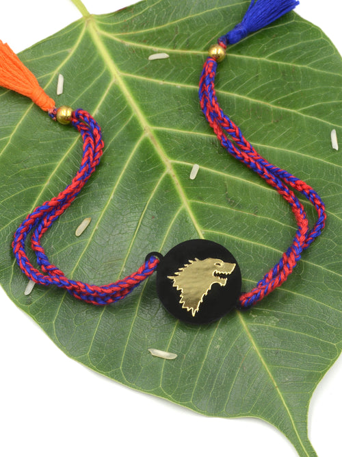 Stark House Game of Thrones Rakhi