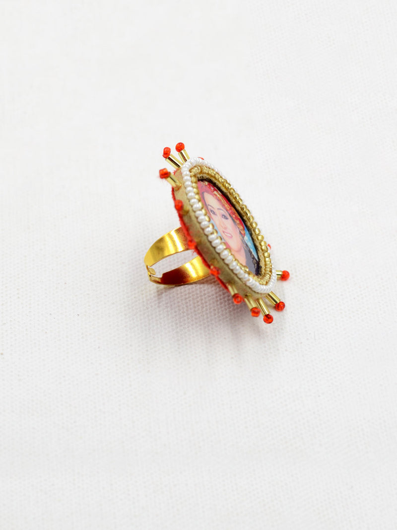 Customised Ring (Madhubala Style)