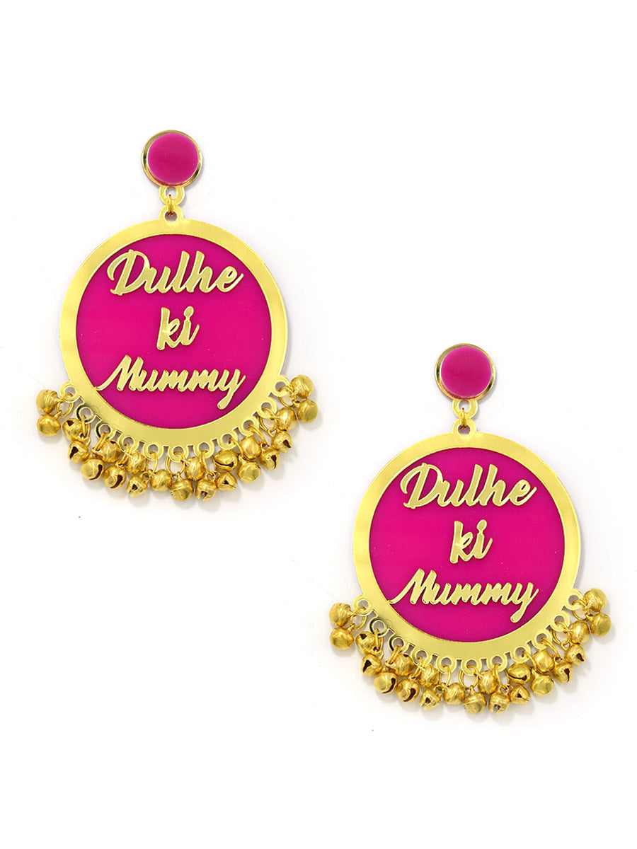 Dulhe ki Mummy Earrings