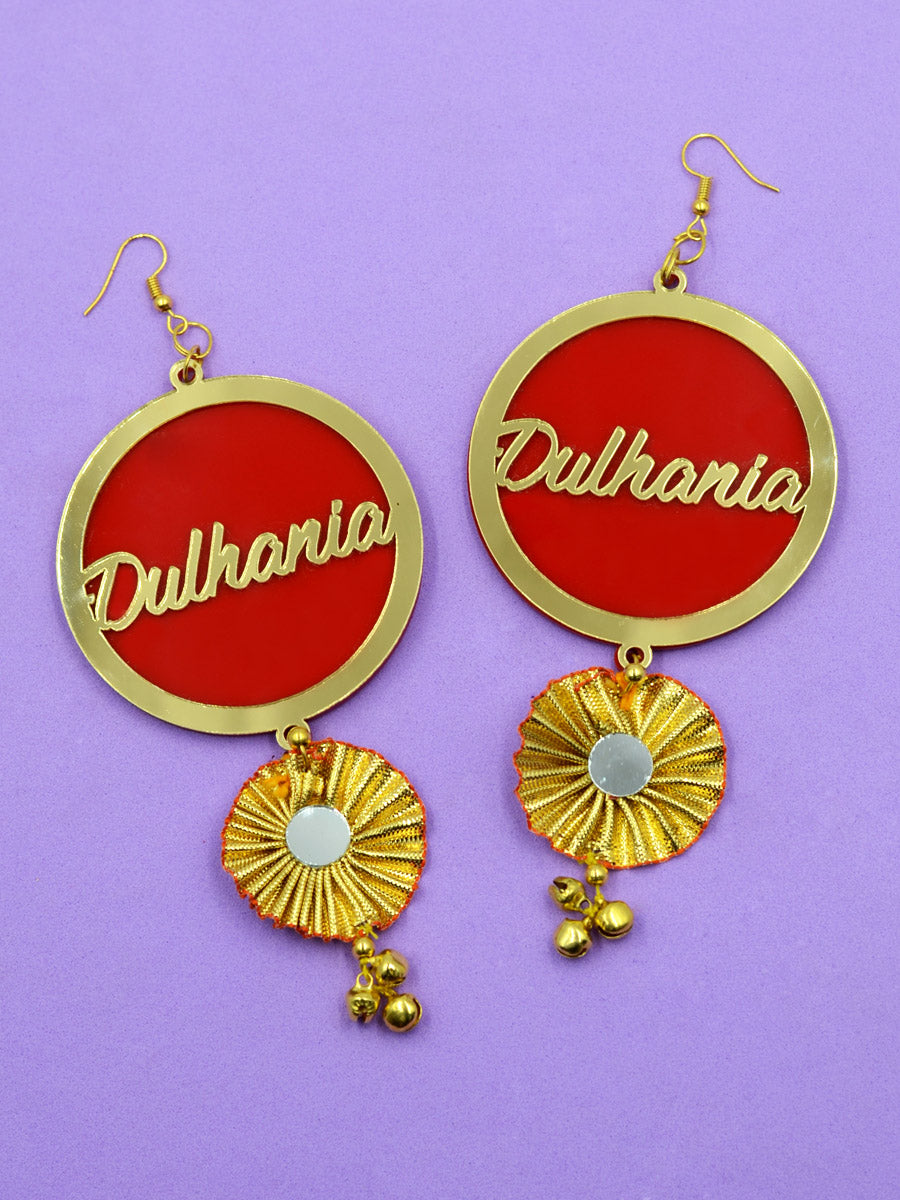 Dulhania Gota Earrings