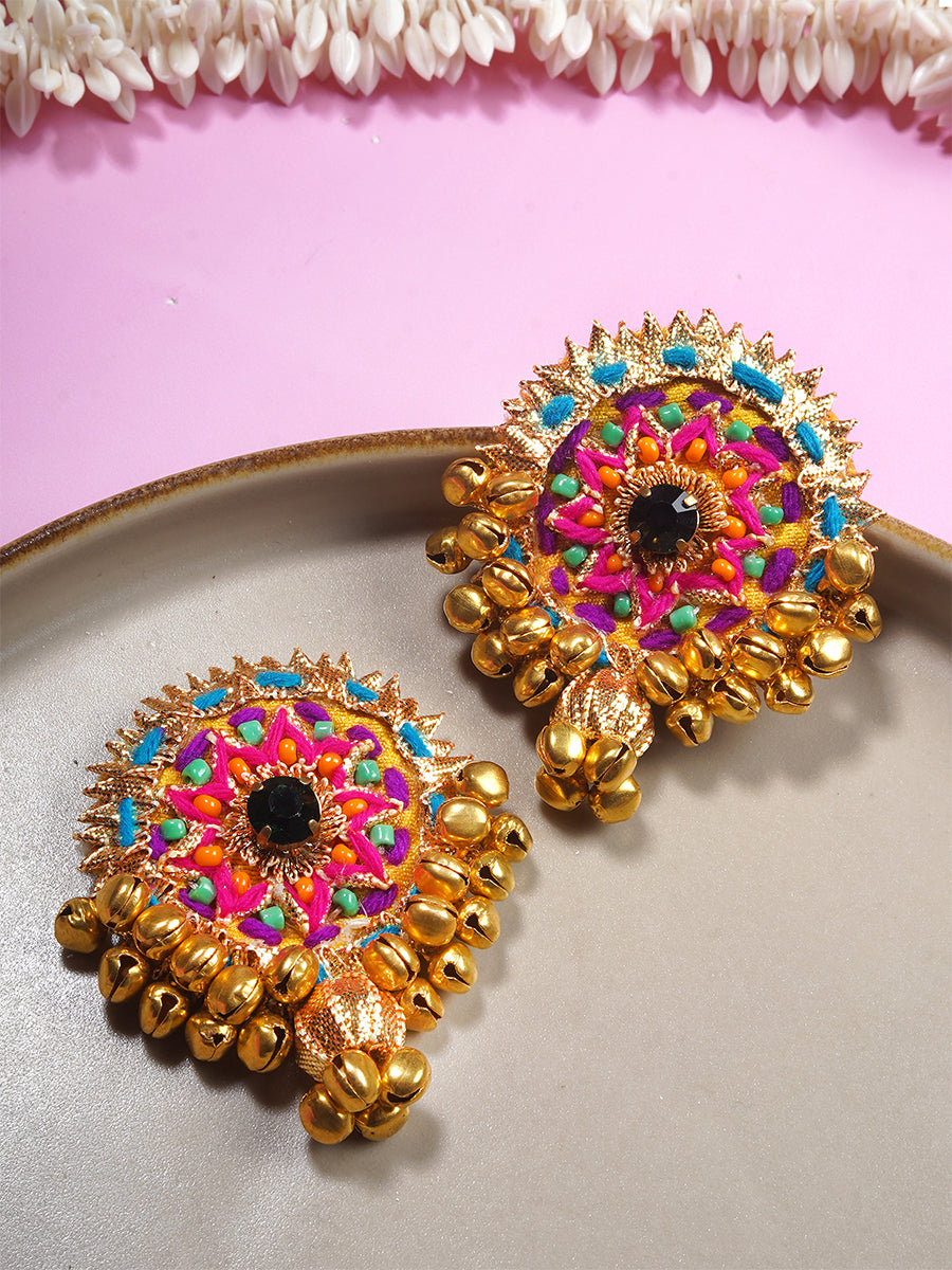 Kashvi Gota Earrings
